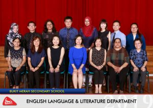 English Language & Literature Department